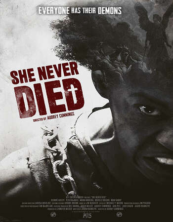 She Never Died 2019 English 720p WEB-DL 800MB Download