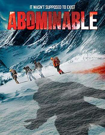 Abominable 2019 English 720p WEB-DL 600MB Download