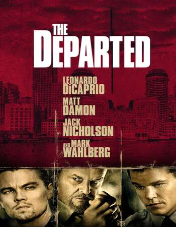 The Departed 2006 Dual Audio [Hindi-English] 720p BluRay 1.2GB