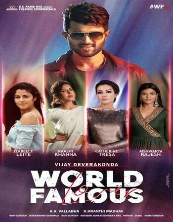World Famous Lover (2020) Telugu 720p WEB-DL x264 1.2GB Full Movie Download