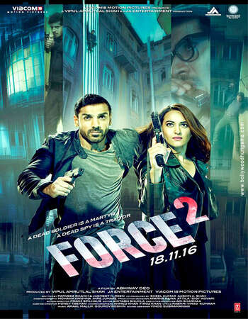 Force 2 (2016) Hindi 720p BluRay x264 950MB ESubs