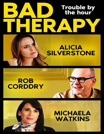 Bad Therapy 2020 English 720p WEB-DL 800MB Download