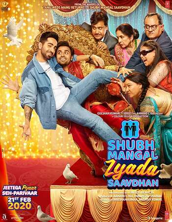 Shubh Mangal Zyada Saavdhan 2020 Hindi 720p WEB-DL 1GB Download