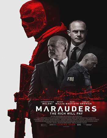 Marauders 2016 Dual Audio [Hindi-English] 720p BluRay 950MB ESubs