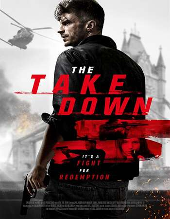 The Take Down 2017 Dual Audio [Hindi-English] 720p BluRay 850MB ESubs