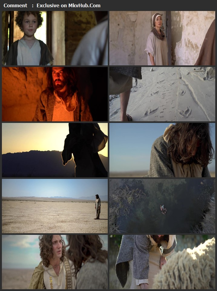 40 The Temptation of Christ 2020 English 720p WEB-DL 850MB ESubs Download