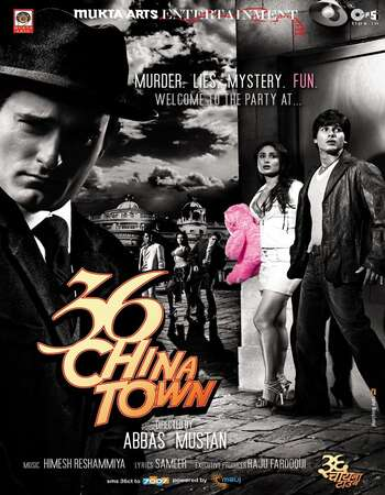 36 China Town (2006) Hindi 480p WEB-DL x264 400MB Full Movie Download