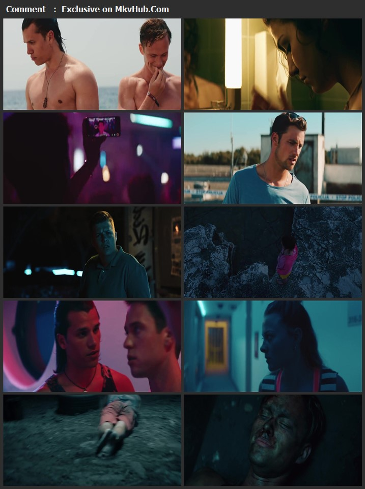 Party Hard Die Young 2019 English 720p WEB-DL 800MB Download