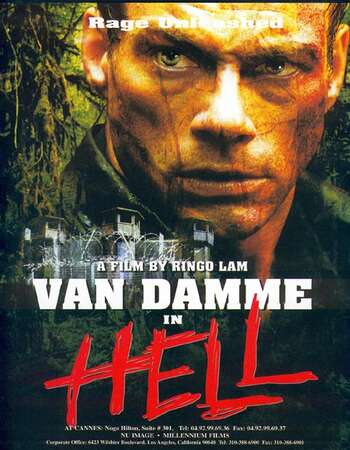 In Hell 2003 Dual Audio [Hindi-English] 720p BluRay 900MB ESubs