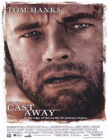 Cast Away 2000 Dual Audio [Hindi-English] 720p BluRay 1.2GB ESubs