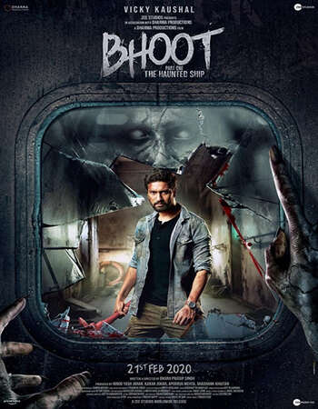 Bhoot 2020 Full Movie Hindi 480p WEB-DL 400MB ESubs