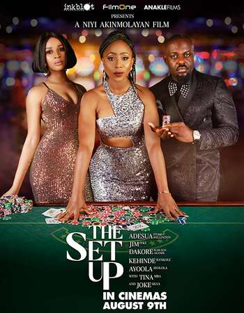 The Set Up 2019 English 720p WEB-DL 900MB Download