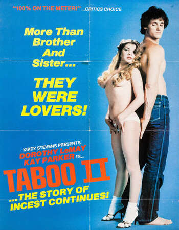 Taboo II 1982 English 720p BluRay 800MB