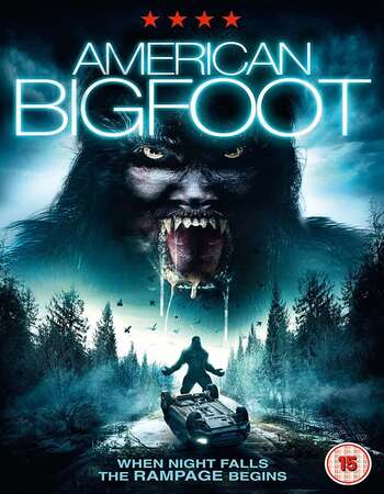 American Bigfoot 2017 Dual Hindi 480p BluRay 300MB ESubs