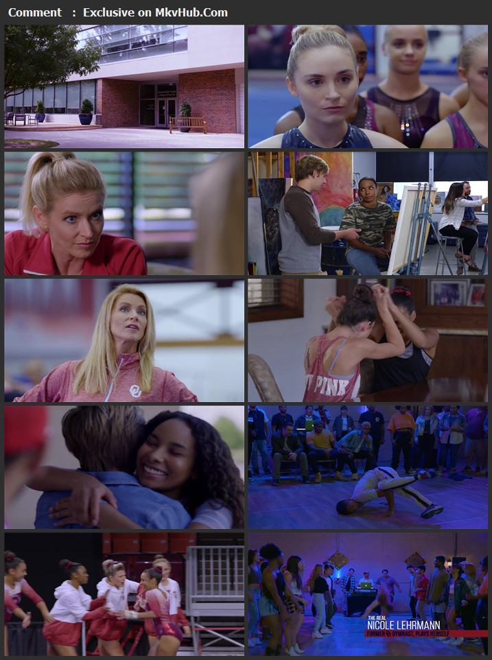 Full Out 2: You Got This! 2020 English 720p WEB-DL 800MB Download