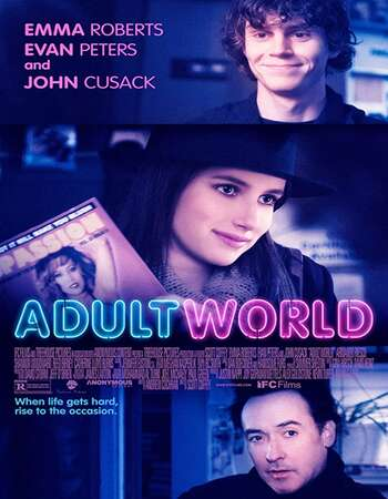 Adult World 2013 English 720p WEB-DL 800MB Download