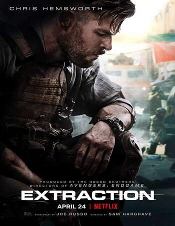 Extraction (2020) Dual Audio Hindi ORG 1080p WEB-DL x264 2.2GB ESubs Full Movie Download