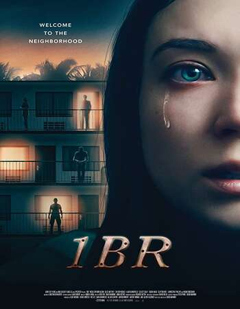 1BR 2019 English 720p BluRay 800MB ESubs