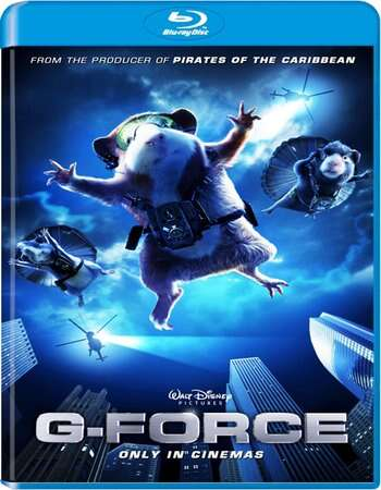 G-Force (2009) Dual Audio Hindi 720p BluRay x264 1.1GB Full Movie Download