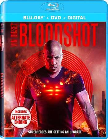Bloodshot (2020) English 720p BluRay x264 1GB ESubs