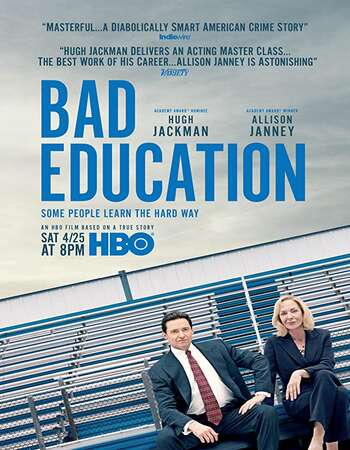 Bad Education 2019 English 720p WEB-DL 950MB Download