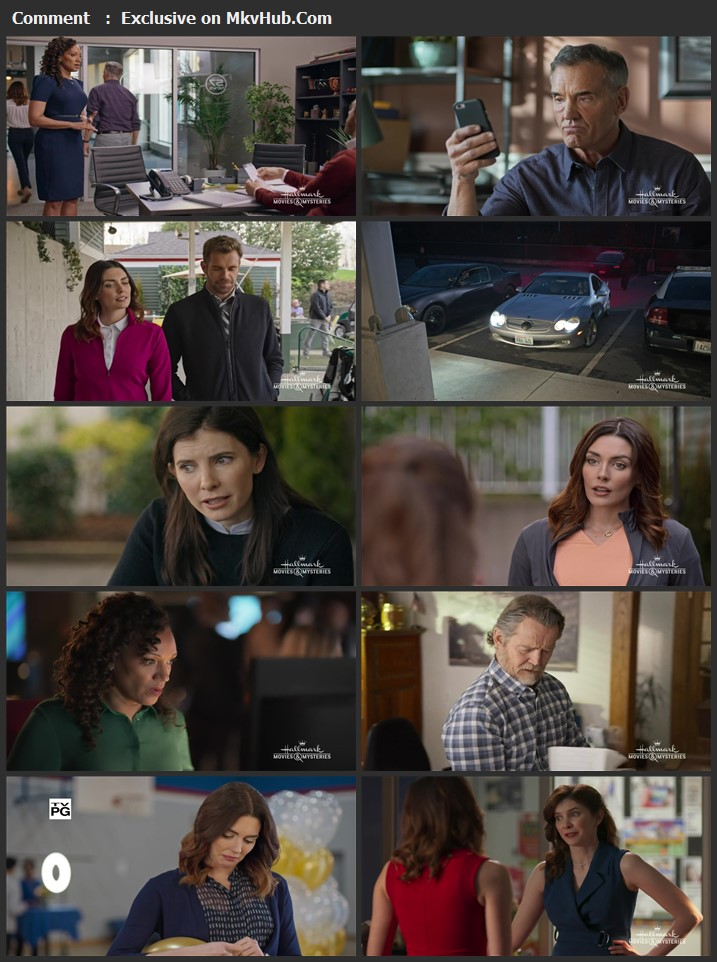 Ruby Herring Mysteries: Prediction Murder 2020 English 720p WEB-DL 750MB Download
