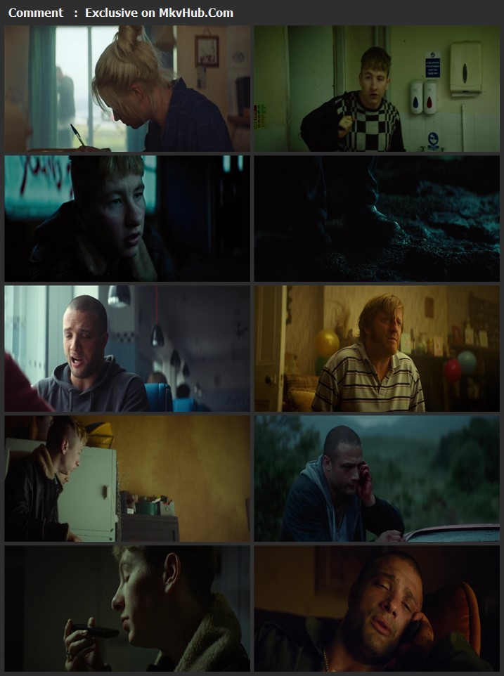 Calm with Horses 2019 English 720p WEB-DL 850MB Download
