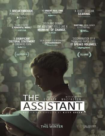 The Assistant 2019 English 720p WEB-DL 750MB Download