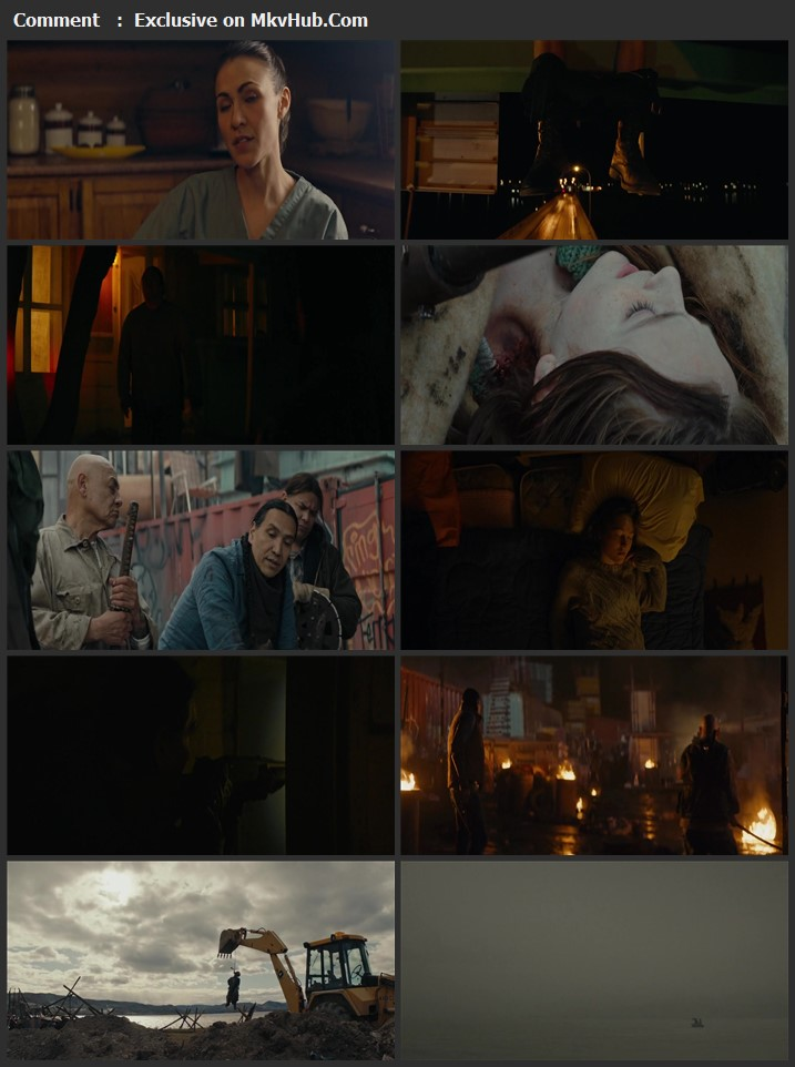 Blood Quantum 2019 English 720p WEB-DL 850MB Download