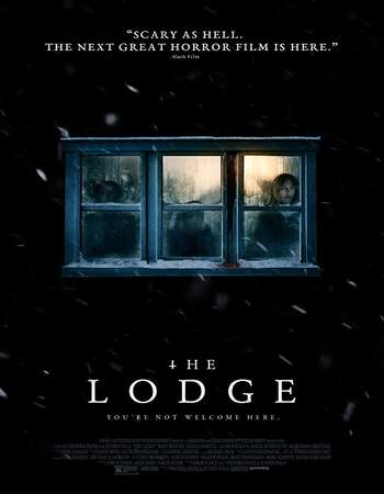 The Lodge 2019 English 1080p BluRay 1.7GB ESubs
