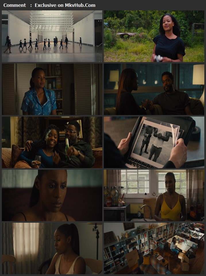 The Photograph 2020 English 720p WEB-DL 950MB Download