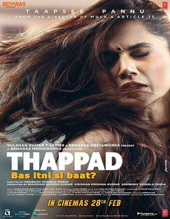 Thappad 2020 Hindi 1080p WEB-DL 2.3GB ESubs
