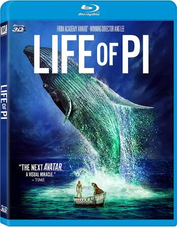 Life of Pi (2012) Dual Audio Hindi 480p BluRay x264 400MB ESubs Full Movie Download