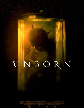 The Unborn 2019 English 720p WEB-DL 600MB Download