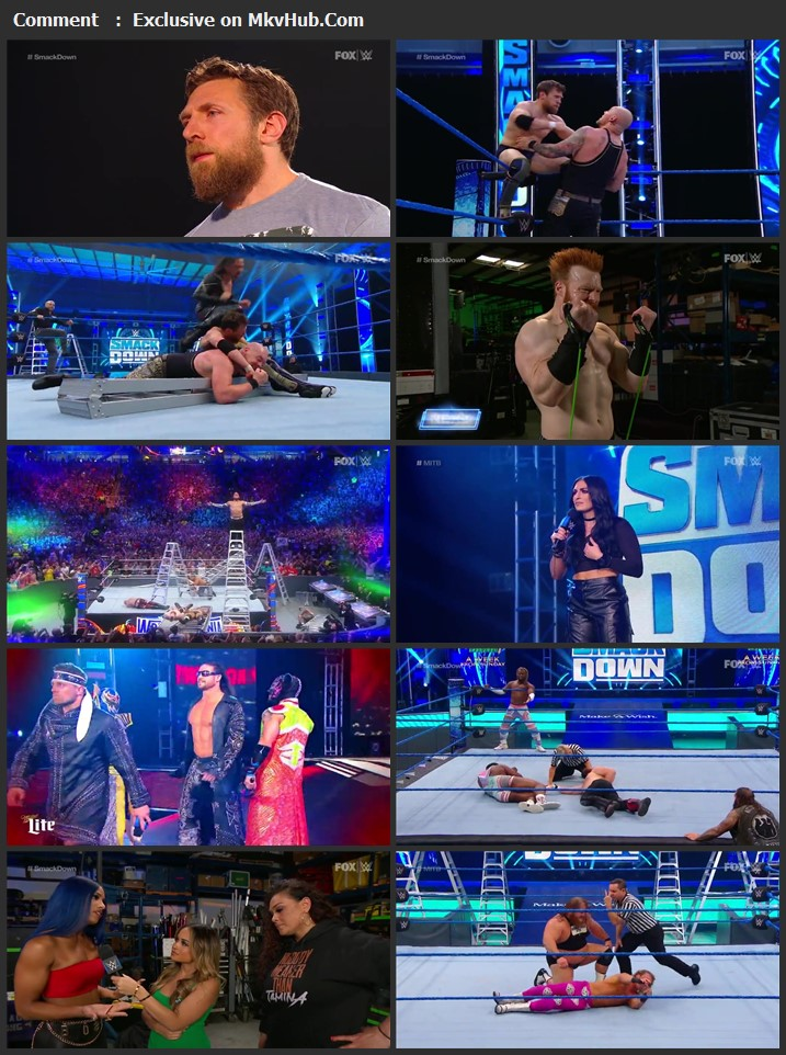 WWE Friday Night SmackDown 1 May 2020 720p HDTV x264 750MB Download