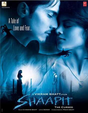Shaapit: The Cursed (2010) Hindi 480p WEB-DL x264 400MB Full Movie Download