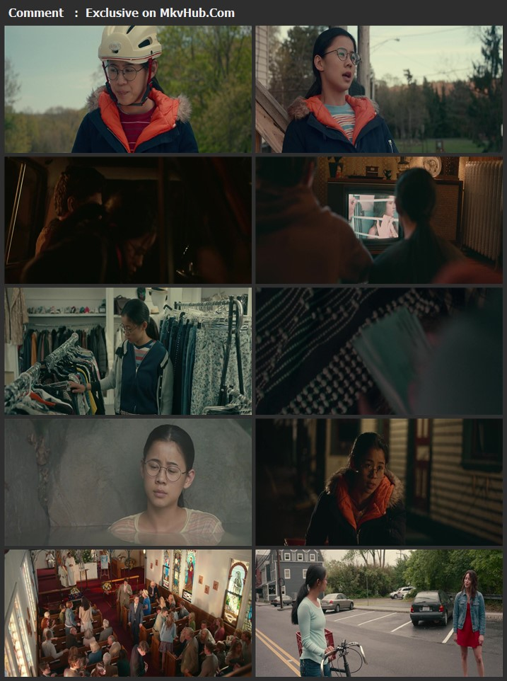 The Half of It 2020 English 720p WEB-DL 900MB Download