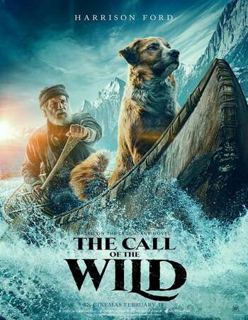 The Call of the Wild 2020 English 720p BluRay 850MB ESubs Download