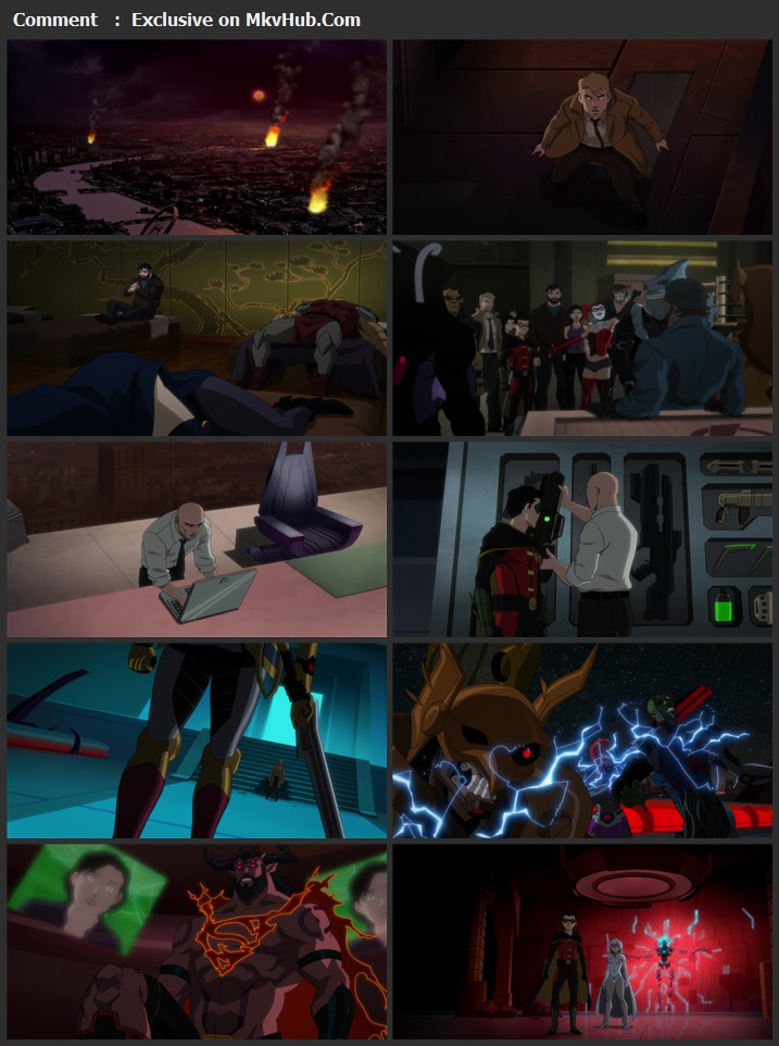 Justice League Dark: Apokolips War 2020 English 1080p WEB-DL 1.5GB Download