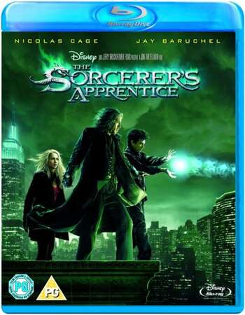 The Sorcerer's Apprentice 2010 Dual Audio Hindi ESub
