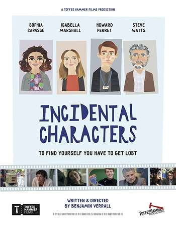 Incidental Characters 2020 English 720p WEB-DL 900MB Download