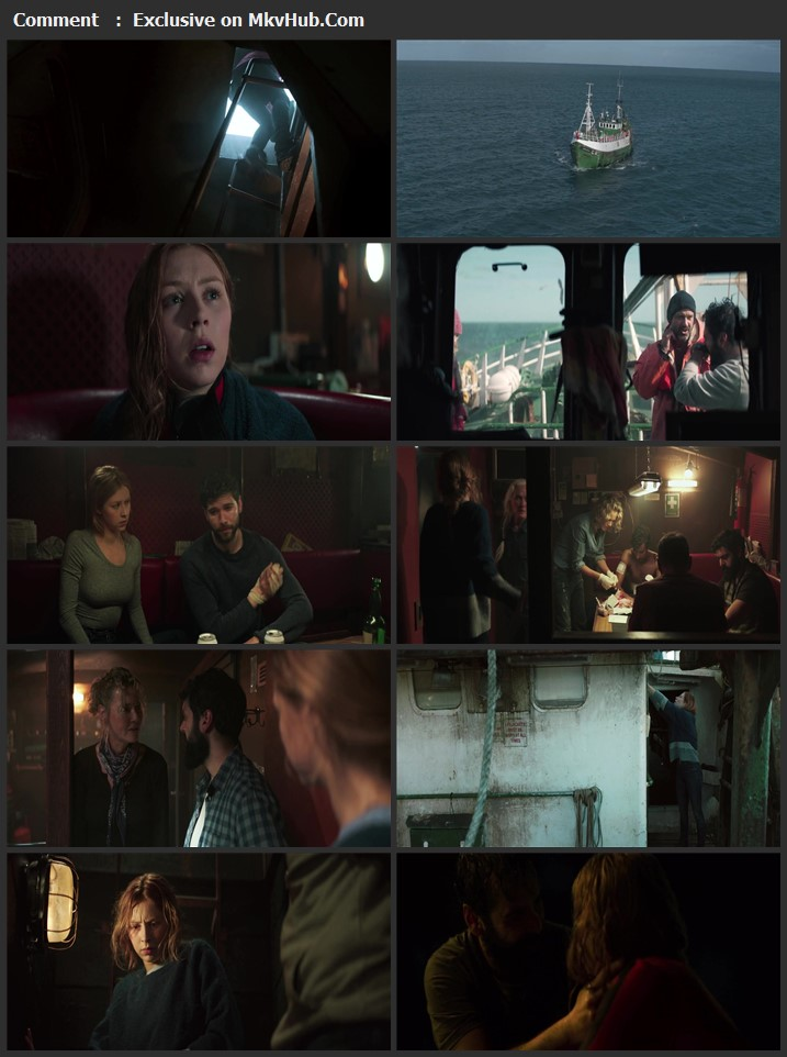 Sea Fever 2020 English 720p BluRay 800MB ESubs Download