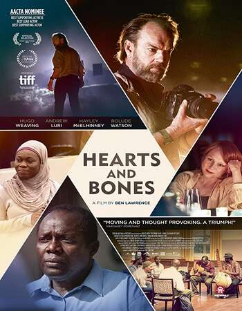 Hearts and Bones 2019 English 720p WEB-DL 950MB Download