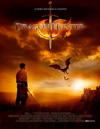 Dragon Hunter 2009 Dual Audio [Hindi-English] 720p BluRay 1GB Download