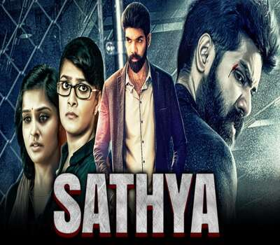 Sathya (2020) Hindi Dubbed 720p HDRip x264 850MB Full Movie Download