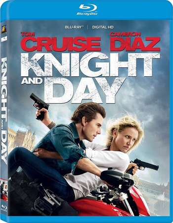 Knight and Day 2010 Dual Hindi 480p BRRip x264 350MB