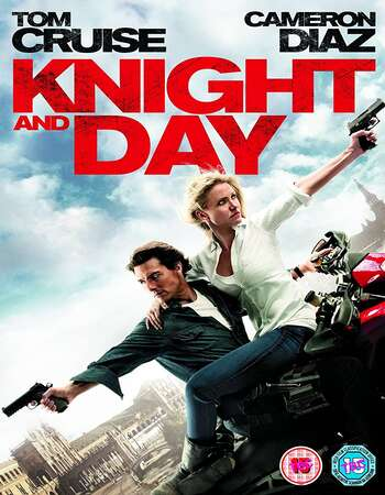 Knight and Day 2010 Dual Audio [Hindi-English] 720p BluRay 900MB