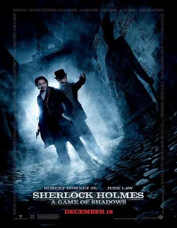 Sherlock Holmes: A Game of Shadows 2011 Dual Audio [Hindi-English] 720p BluRay 1GB