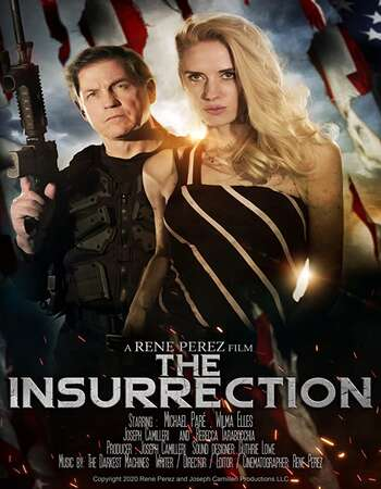 The Insurrection 2020 English 720p WEB-DL 800MB Download