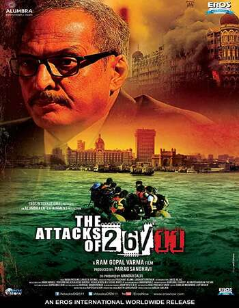 The Attacks of 26/11 (2013) Hindi 720p WEB-DL x264 950MB Full Movie Download